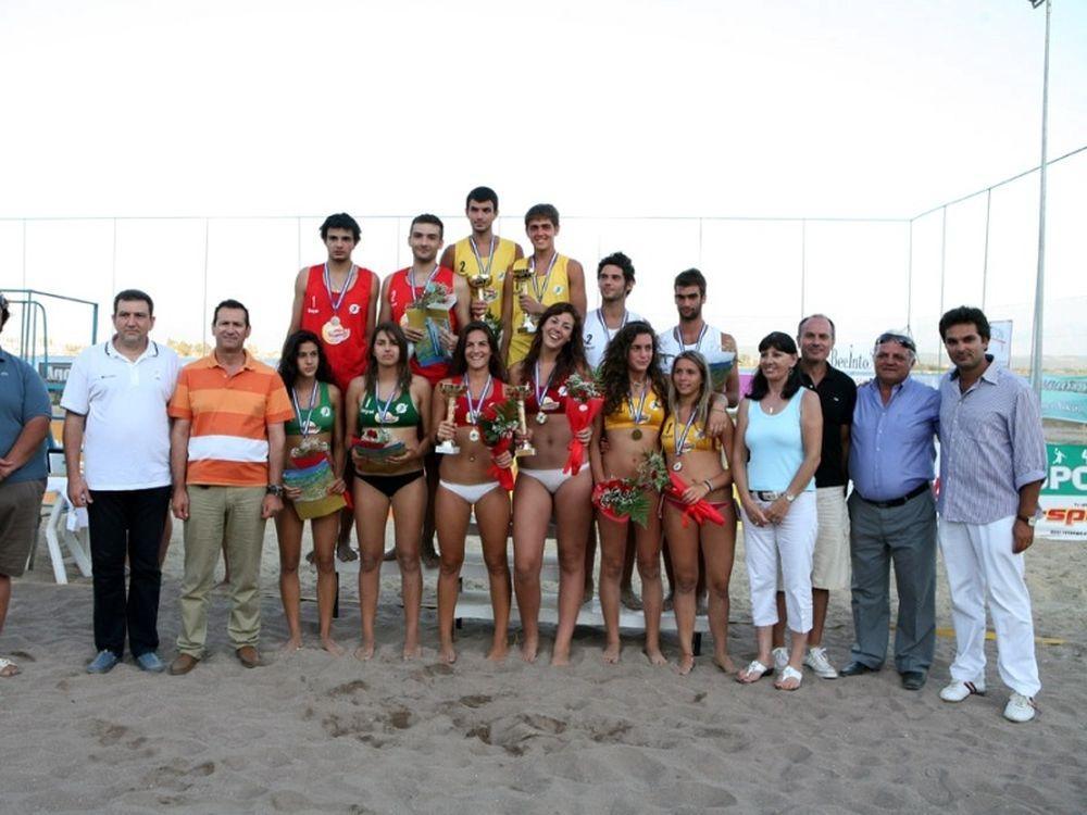Οι πρωταθλητές στα Juniors