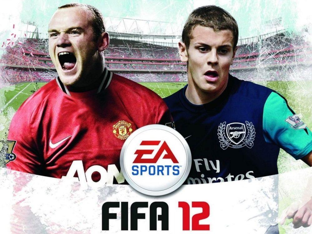 Ρούνεϊ-Γουίλσιρ στο FIFA12