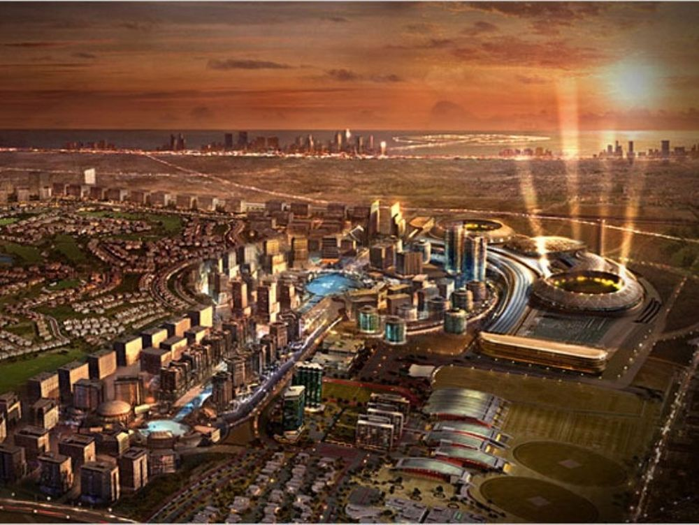 Δε βάζει υποψηφιότητα το Ντουμπάι