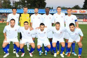 Super League 2011-12: ΚΕΡΚΥΡΑ
