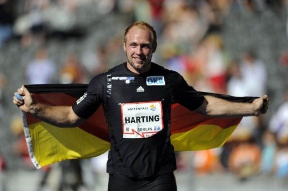 Και πάλι πρωταθλητής ο Χάρτινγκ