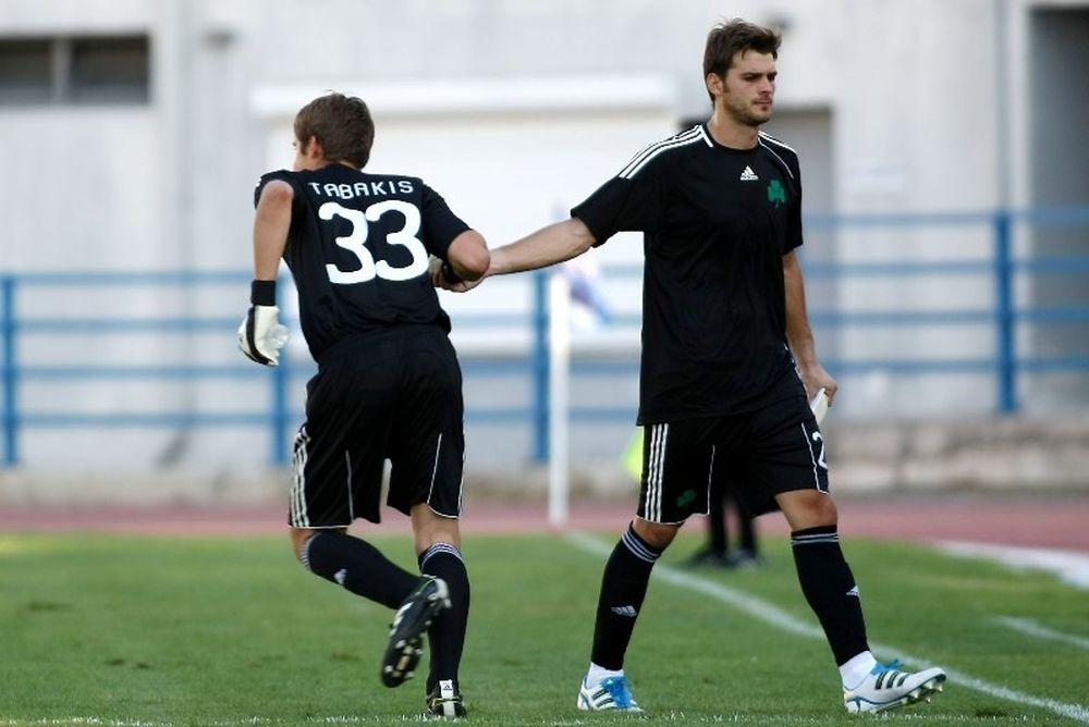 Ταμπάκης: «Μάχη σε κάθε ματς»