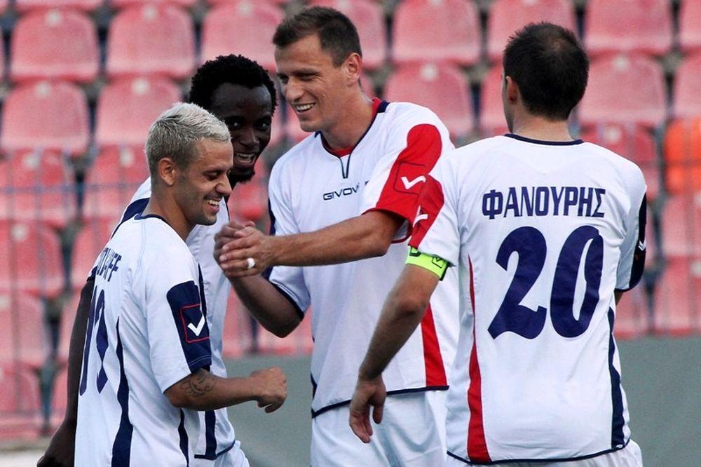 Πέμπτη νίκη του Πανιωνίου σε ισάριθμα ματς στην Κέρκυρα