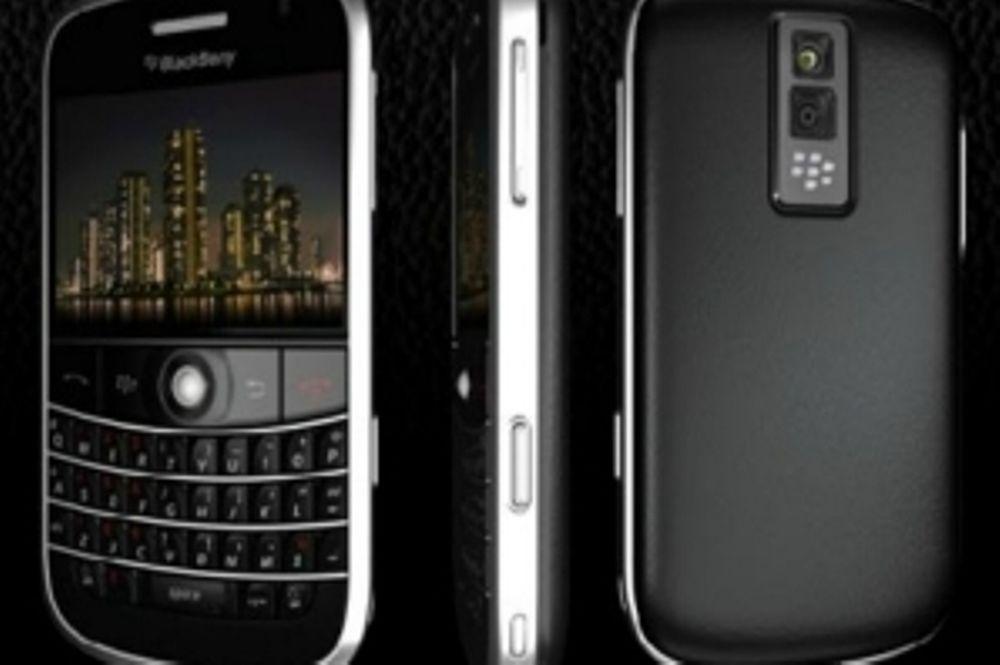 BlackBerry: To smartphone των πλουσίων;