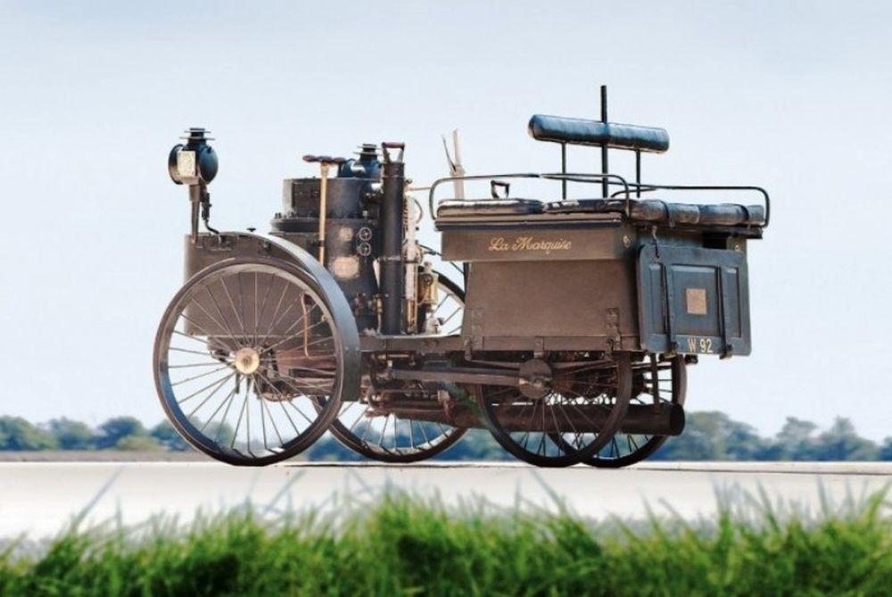 Πωλείται το παλαιότερο αυτοκίνητο του κόσμου