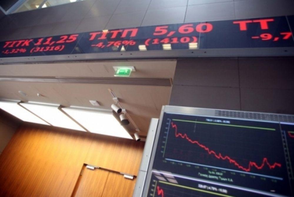 ΧΑ: Σε χαμηλό 19 ετών οι τράπεζες με πτώση άνω του 6%!