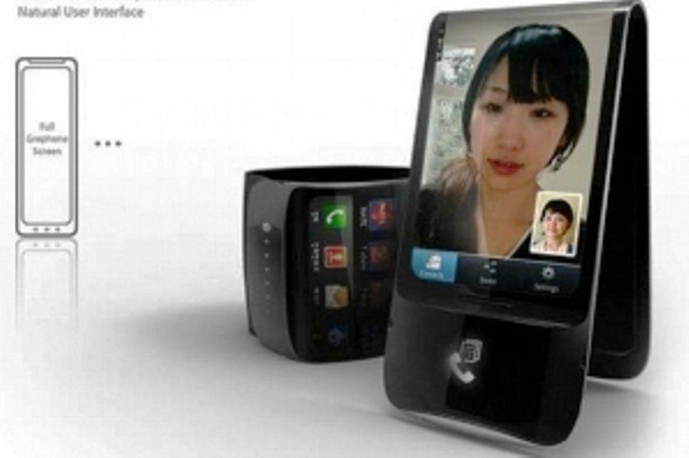 To νέο εύκαμπτο κινητό της Samsung