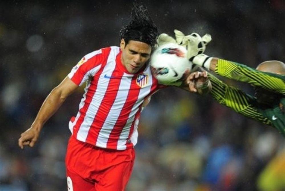 Φαλκάο: «Θέλω να βάλω 72 γκολ»