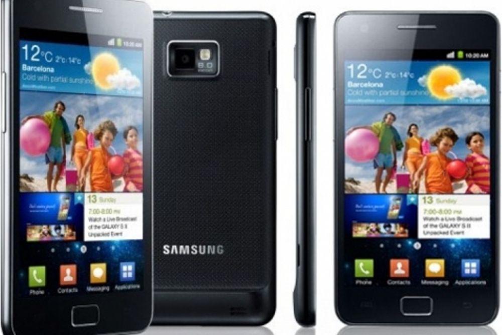Ρεκόρ πωλήσεων για το Galaxy S II