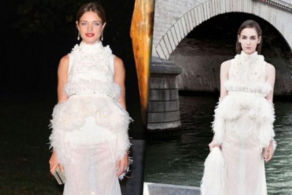 Natalia Vodianova: ένας Givenchy άγγελος