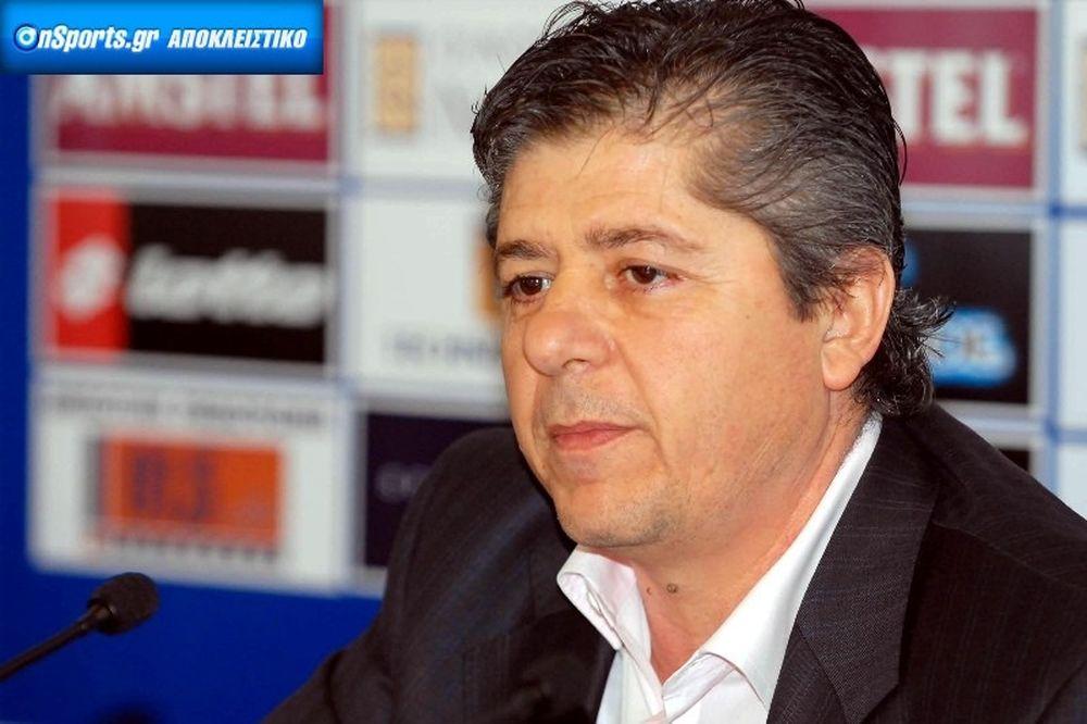 Καϋμενάκης στο Onsports: «Δικαζόμαστε για κρίσεις τρίτων…»