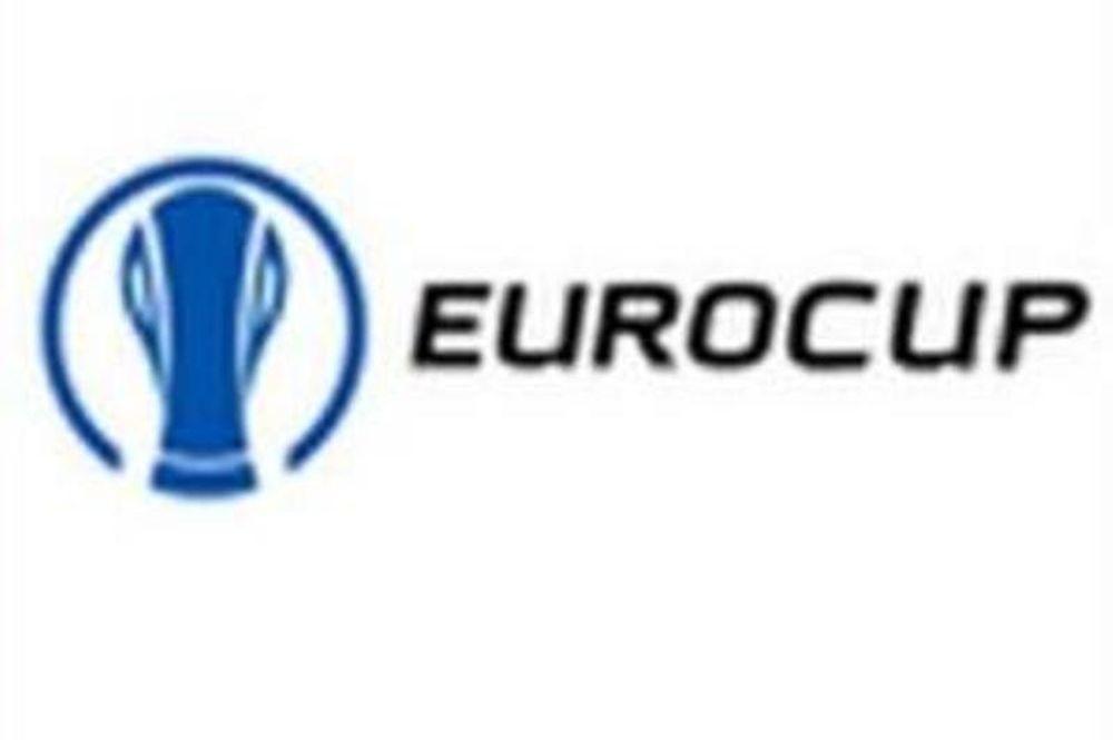 Τα αποτελέσματα του Eurocup