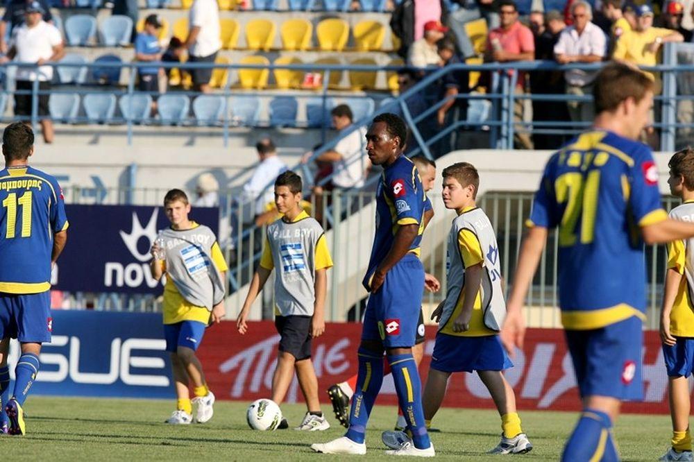 Τα «ύποπτα» ματς του Αστέρα Τρίπολης
