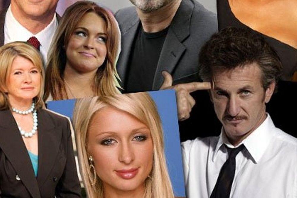 Celebrities με ποινικό μητρώο...