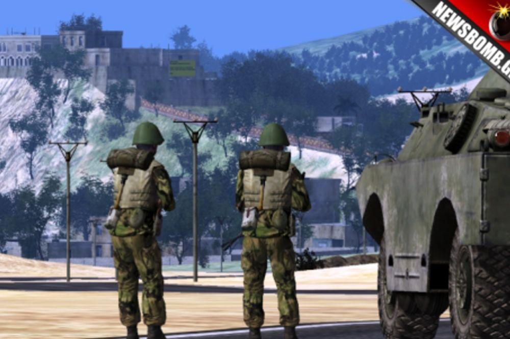 Απόρρητα στρατιωτικά σχέδια σε… ηλεκτρονικό παιχνίδι