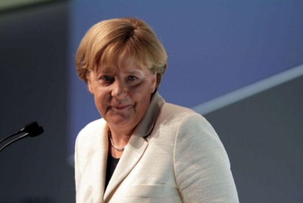 Μέρκελ: «Δεν μπορώ να αποκλείσω μια ελληνική χρεοκοπία»