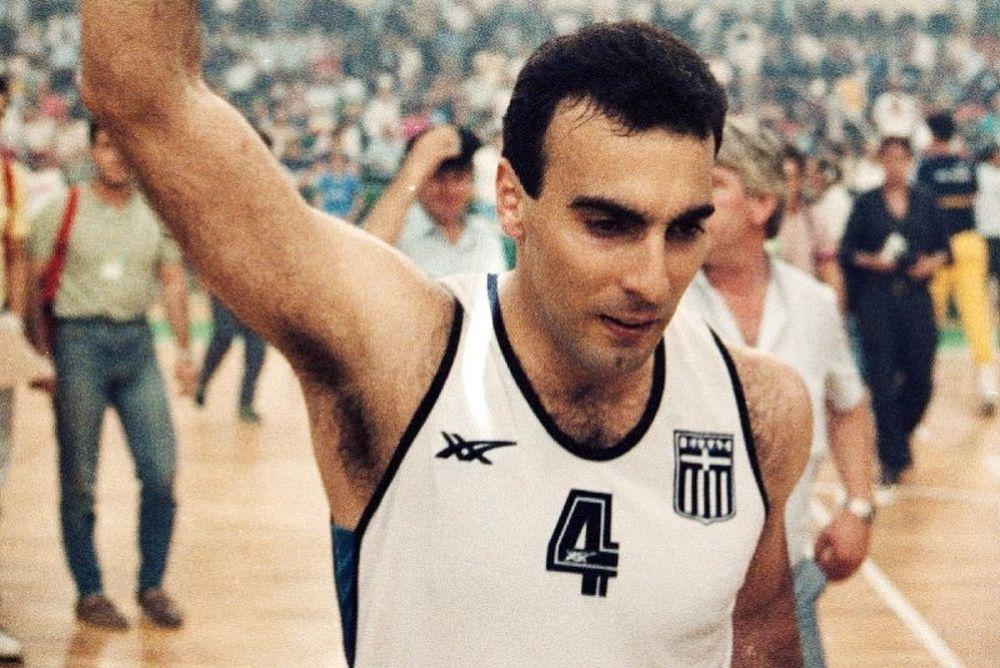 Νίκος Γκάλης: Ο άνθρωπος που άλλαξε τη μοίρα του ελληνικού μπάσκετ
