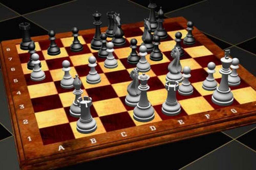 Ένας διαφορετικός αγώνας σκάκι