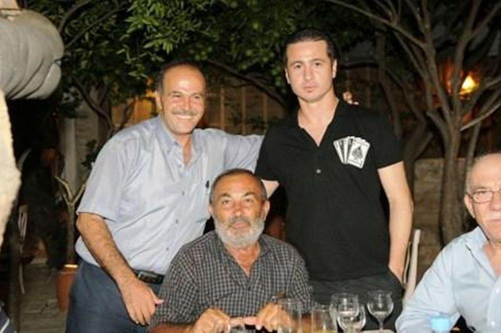 Π. Σπυριδάκης, ο πιστός στρατιώτης  του ΟΦΗ