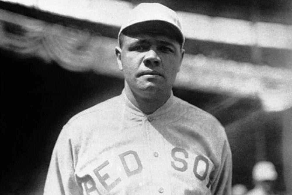 O μοναδικός Babe Ruth (photos+videos)
