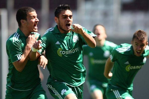 Αστέρας Τρίπολης – Παναθηναϊκός 2-2 (Κ17)