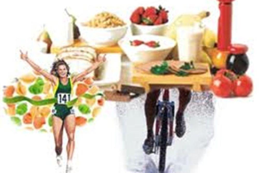Ο ρόλος της διατροφής στον αθλητισμό