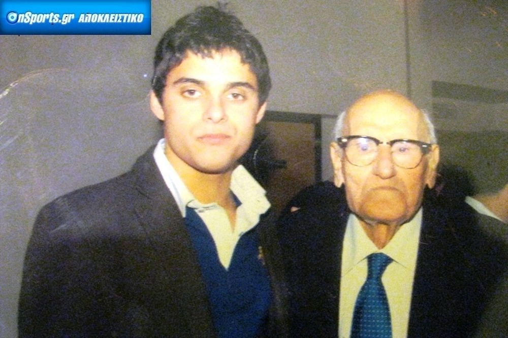 «Ο θείος μου, Λεωνίδας Ανδριανόπουλος» (photos)