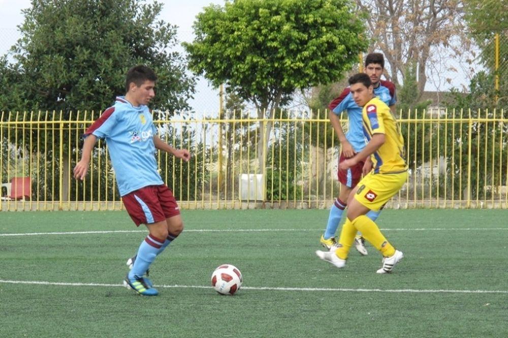 Εργοτέλης – Αστέρας Τρίπολης 4-0 (Κ20)