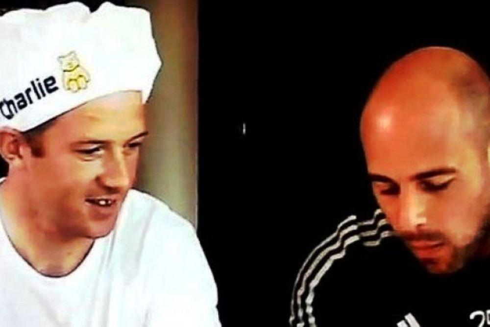 Οι… Master Chefs Τσάρλι Άνταμ και Άντι Κάρολ! (video)