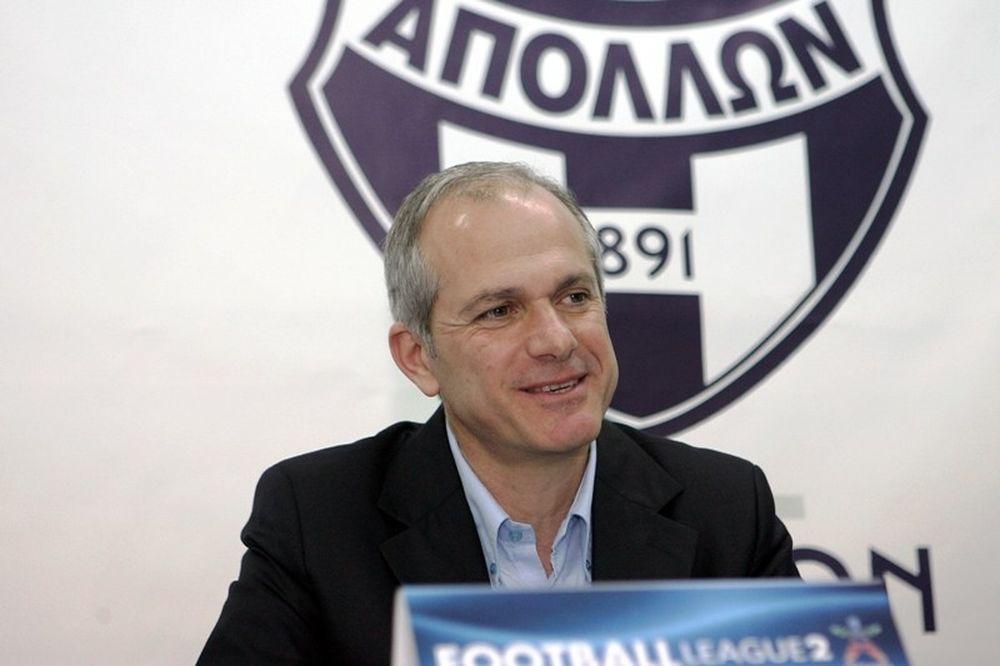 Σταθόπουλος: «Ο Απόλλων μετέτρεψε το ματς σε μονόλογο»