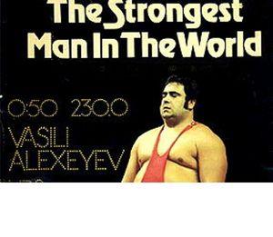 Αλεξέγιεφ: Ο δυνατότερος άνθρωπος στον κόσμο (videos+photos)