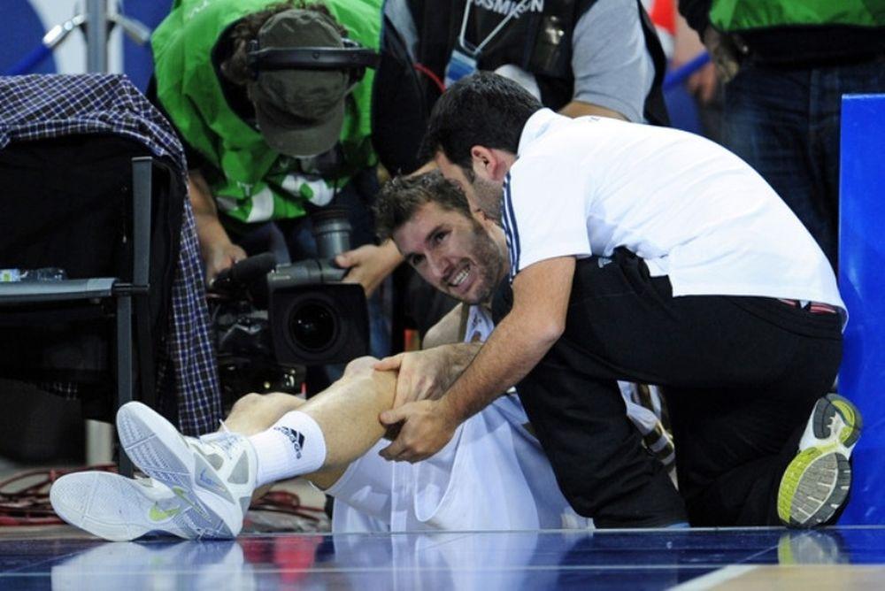 Τραυματίστηκε ο Φερνάντεθ