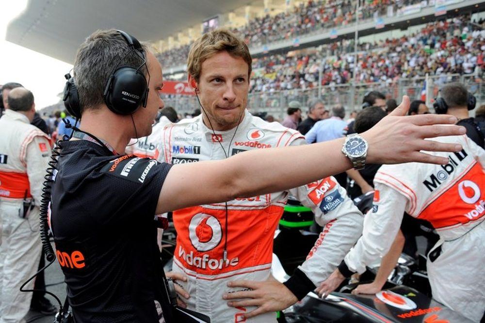F1 Τζ.Μπάτον: «Δεν φοβάμαι στο Σάο Πάολο»