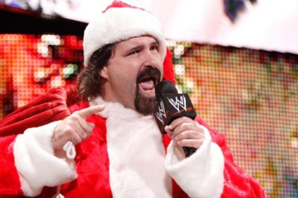 Το... χριστουγεννιάτικο SmackDown