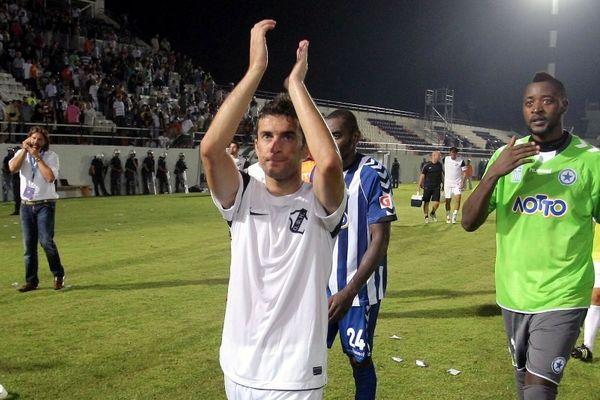 Γαλανόπουλος: «Θέλουμε να διακριθούμε»