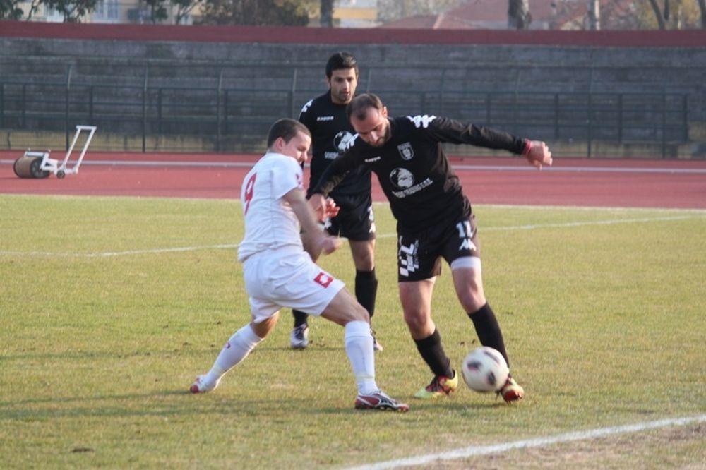 ΠΑΟΚ Γιαννιτσών-Καλλικράτεια 0-0