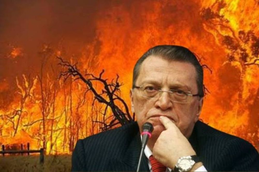 Τούρκοι πράκτορες έκαιγαν ελληνικά δάση
