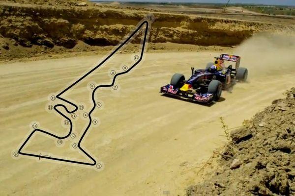 F1: Τον Αύγουστο θα είναι έτοιμη η πίστα στο Όστιν