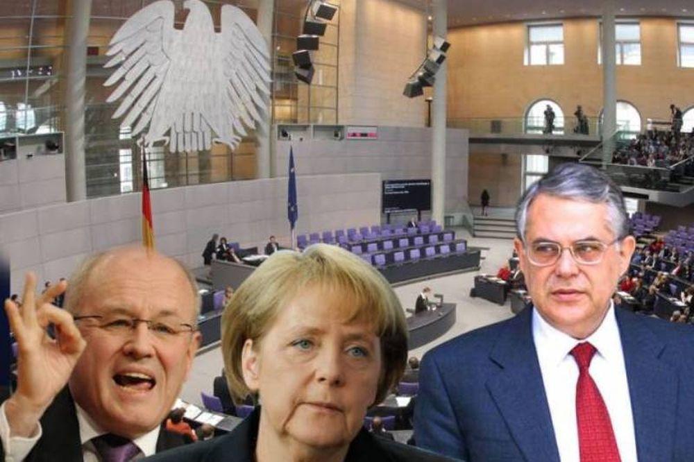 Προκλητικές δηλώσεις των Γερμανών για την Ελλάδα