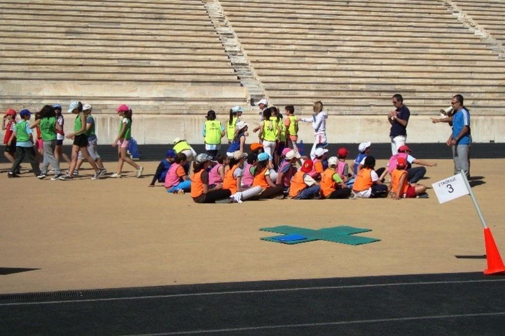 Πενταετής χορηγία για το «Kids' Athletics»