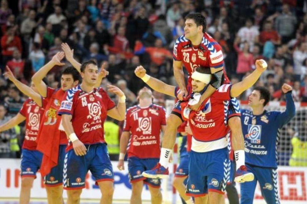 Σερβία - Δανία στον τελικό