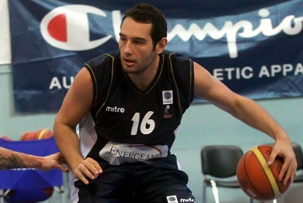 MVP της 16ης αγωνιστικής ο Καραποστόλου