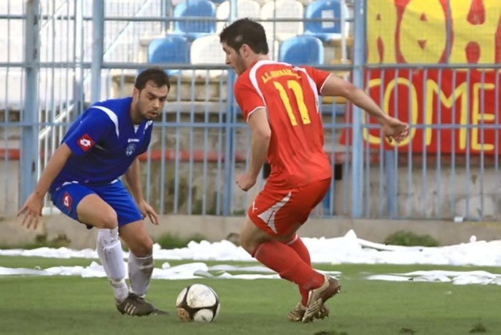 Α.Ο. Περιστερίου – Αθηναϊκός 0-1