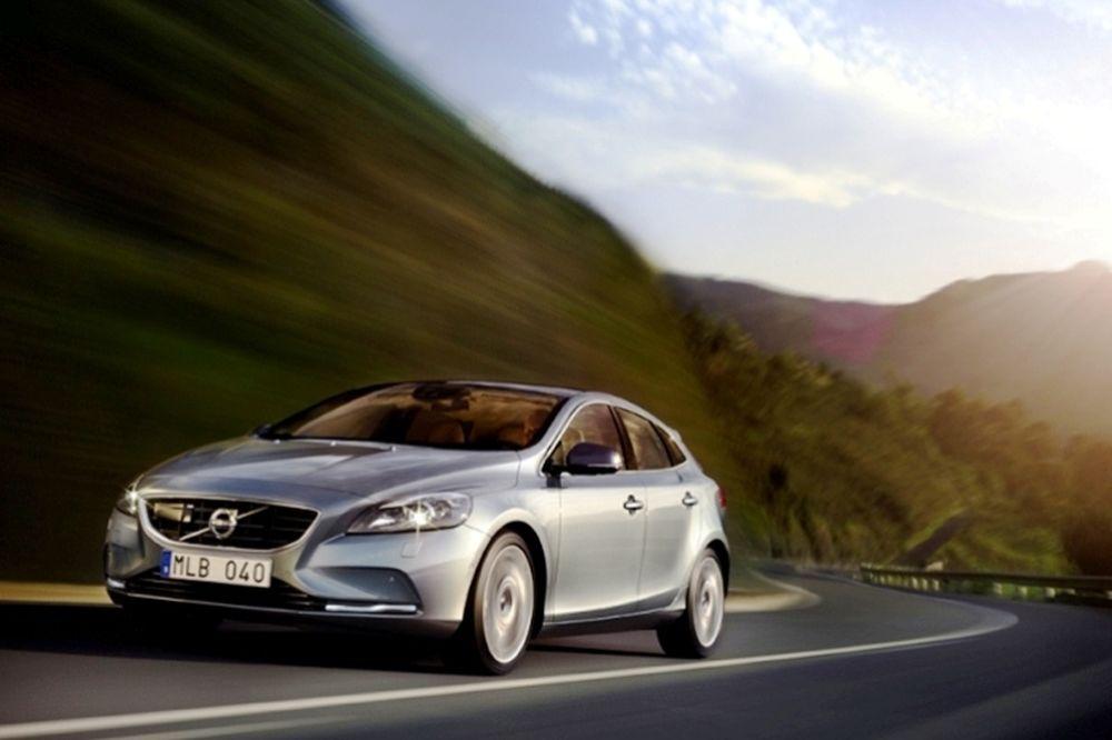 Νέο Volvo V40: Σκανδιναβική πολυτέλεια