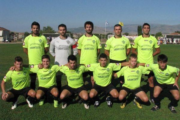 Εθνικός Βατερού-Ακρίτας Αχλάδας 5-0
