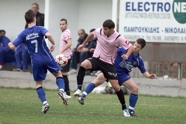 Οδυσσέας Κορδελιού-Καλλικράτεια 0-0