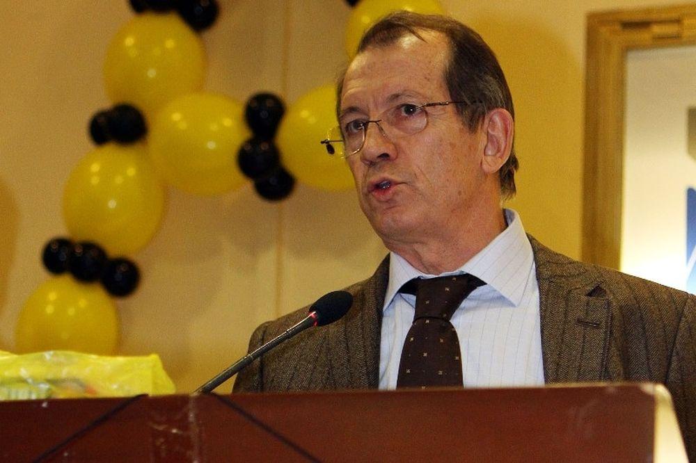 Νικολάου: «Η ΑΕΚ δεν γίνεται να χαθεί»