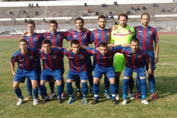 Τρίκαλα-Ομόνοια Πέτρας 4-0