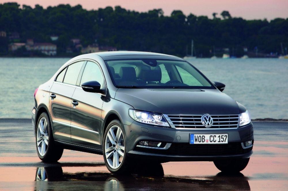 Νέο Volkswagen CC