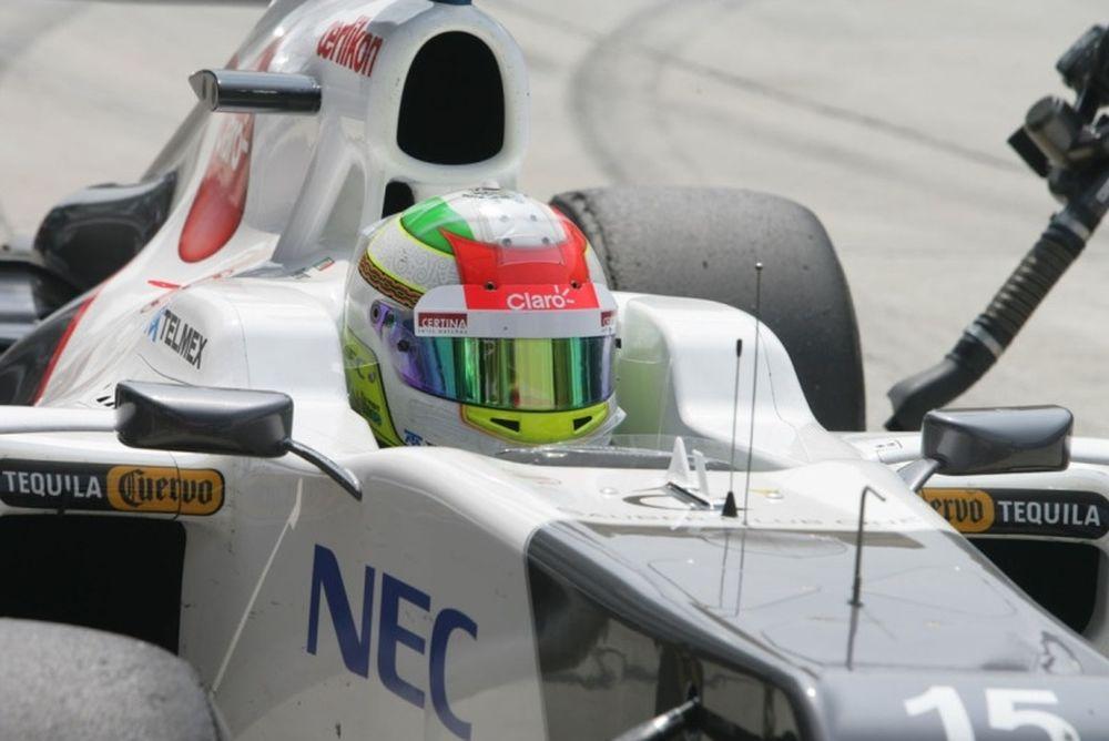 Πέρεζ: «Τεράστια ώθηση για την Sauber η δεύτερη θέση στη Μαλαισία»